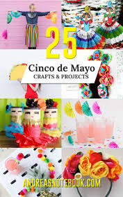 25 diy cinco de mayo crafts andrea u0027s notebook