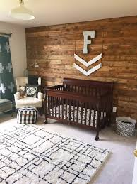 Rustic Nursery Decor Rustic Woodland Nursery Lynzy Co