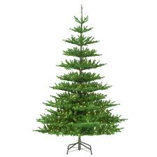 7 5ft imperial feel real spruce pre lit artificial tree
