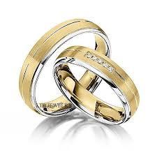 his and hers wedding sets his and hers wedding rings 10k two tone gold matching wedding