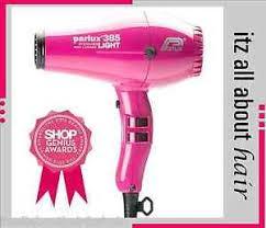 light pink hair dryer parlux 385 light hair dryer ceramic ionic super compact pink