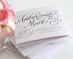 Best Wedding Programs New Wedding Ceremony Script Charming Script Wedding Ceremony