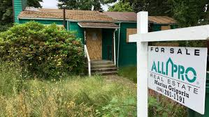 for sale in seattle boarded up house for nearly half a million