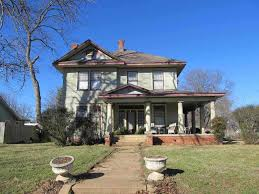 Colonial Farmhouses by Oklahoma Archives Old House Dreams