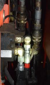 kubota mixup on pump line hose and power beyond line hose