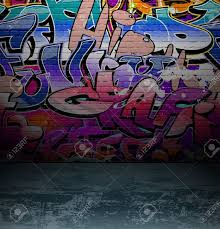 can spray on wall background 6 741 spray paint wall stock vector