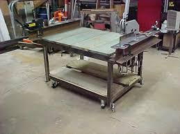 Welding Table Plans by Welding Table Archive Pro Touring Com