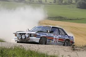 opel kadett rally car opel ascona b 400 homologation version rally group b shrine