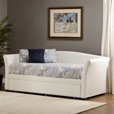 white daybed with trundle foter