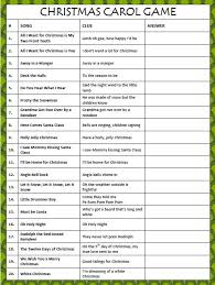 Thanksgiving Charades Word List Best 25 Printable Christmas Games Ideas On Pinterest Christmas