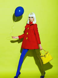 a story with balloon pop fashion color