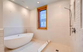 House Bathroom Passive House In Baltimore Harbor Builders Washington Dc