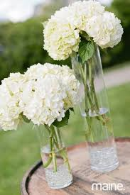 hydrangea centerpieces diy wedding reception centerpieces with hydrangeas diy