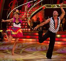 Holly Valance Lap Dance Strictly Come Dancing 2011 Holly Valance In 2nd As Jason Donovan