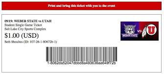 8 sports ticket templates free psd ai vector eps format college