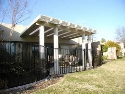 Vinyl Patio Cover Materials by Duralum Aluminum Patio Covers Rick U0027s Custom Fencing U0026 Decking