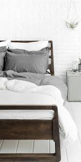 White Bedrooms Pinterest by Best 25 Grey Sheets Ideas On Pinterest Minimalist Duvet Covers