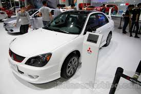 mitsubishi lancer cedia mitsubishi will not develop another sedan report