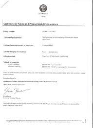 coldstream riders association public liability insurance