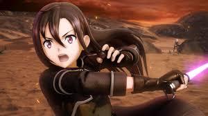 анонсирована sword art online fatal bullet u2014 мир gun gale online