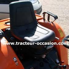 siege pour micro tracteur kubota siège micro tracteur à suspension homologué selection tdo