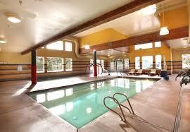 indoor pool driftwood shores resort florence oregon