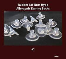 hypoallergenic earrings s earring backs ebay