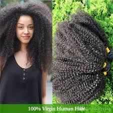 curly black hair sew in 7a mongolian afro kinky curly hair extension unprocessed virgin