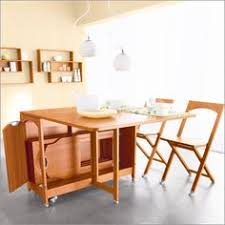 Tips For Turning Your Small Kitchen Into An EatIn Kitchen - Foldable kitchen table