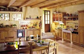 Country Style Kitchen by Internal Kitchen Doors Indelink Com