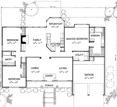 country style home floor plans esprit home plan