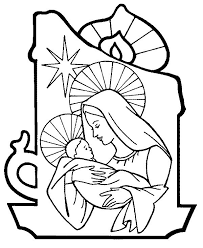 23 christmas coloring pages images christmas