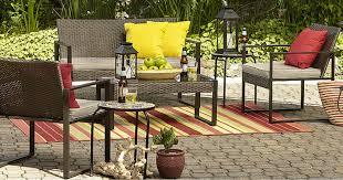 Sear Patio Furniture Sears Com 4 Piece Patio Furniture Set Only 170 99 Shipped Reg