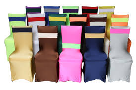 spandex chair bands we rent linens