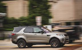 original land rover discovery 2017 land rover discovery in depth model review car and driver