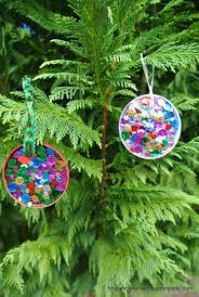 plastic lid ornament for to make fspdt