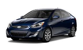 Hyundai Accent Interior Dimensions 2017 Hyundai Accent Features And Specs Car And Driver
