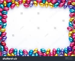 border small easter eggs on white stock photo 97852724 shutterstock
