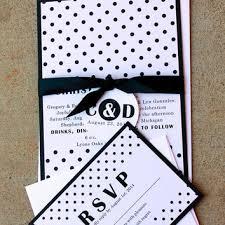 polka dot wedding invitations pin up invitations products on post nuptial polka dot invitations
