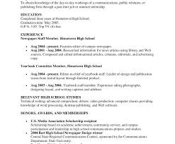 Free Chronological Resume Template Teen Resume Examples Resume Ex Teenage Resumes A Good Teenage
