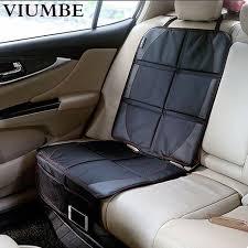 couvre siège auto bébé oxford pvc housse de siège de voiture en cuir bébé enfant