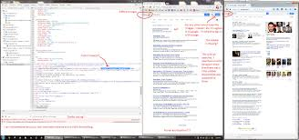 fiddler google search hijacked only when not being observed