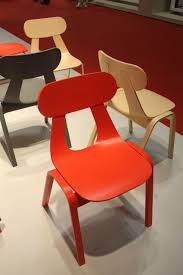 new dining room chairs offer style and comfort zilio a c debuted this dining chair design called rapa by mentsen the