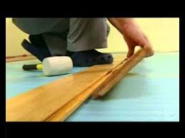 how to install tap go bamboo wood flooring
