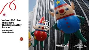 verizon expands sponsorship of nbcu s macy s parade coverage