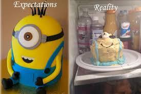 Despicable Me Minion Meme - friend tried to make despicable me minion cake meme guy