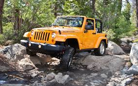 first jeep wrangler ever made 2012 jeep wrangler first test motor trend
