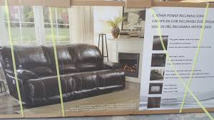 home depot black friday recliners top grain leather power reclining sofa 800 love seat 700 at