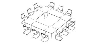 persona seduta dwg mastermind tavolo per riunioni e conferenze sedus