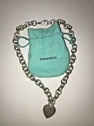 heart tag necklace tiffany images Tiffany heart tag necklace ebay JPG